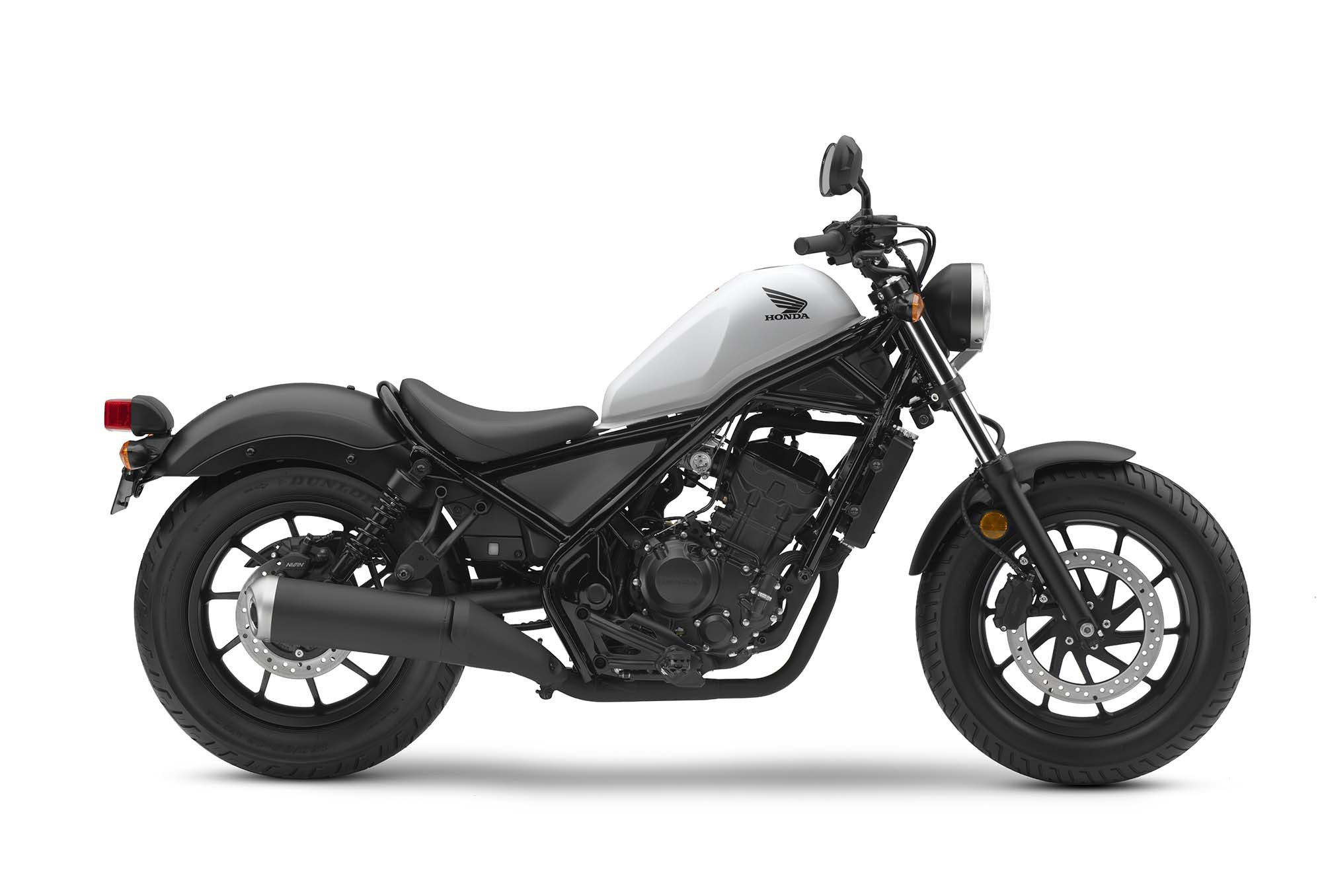 2017 Honda Rebel 300 01