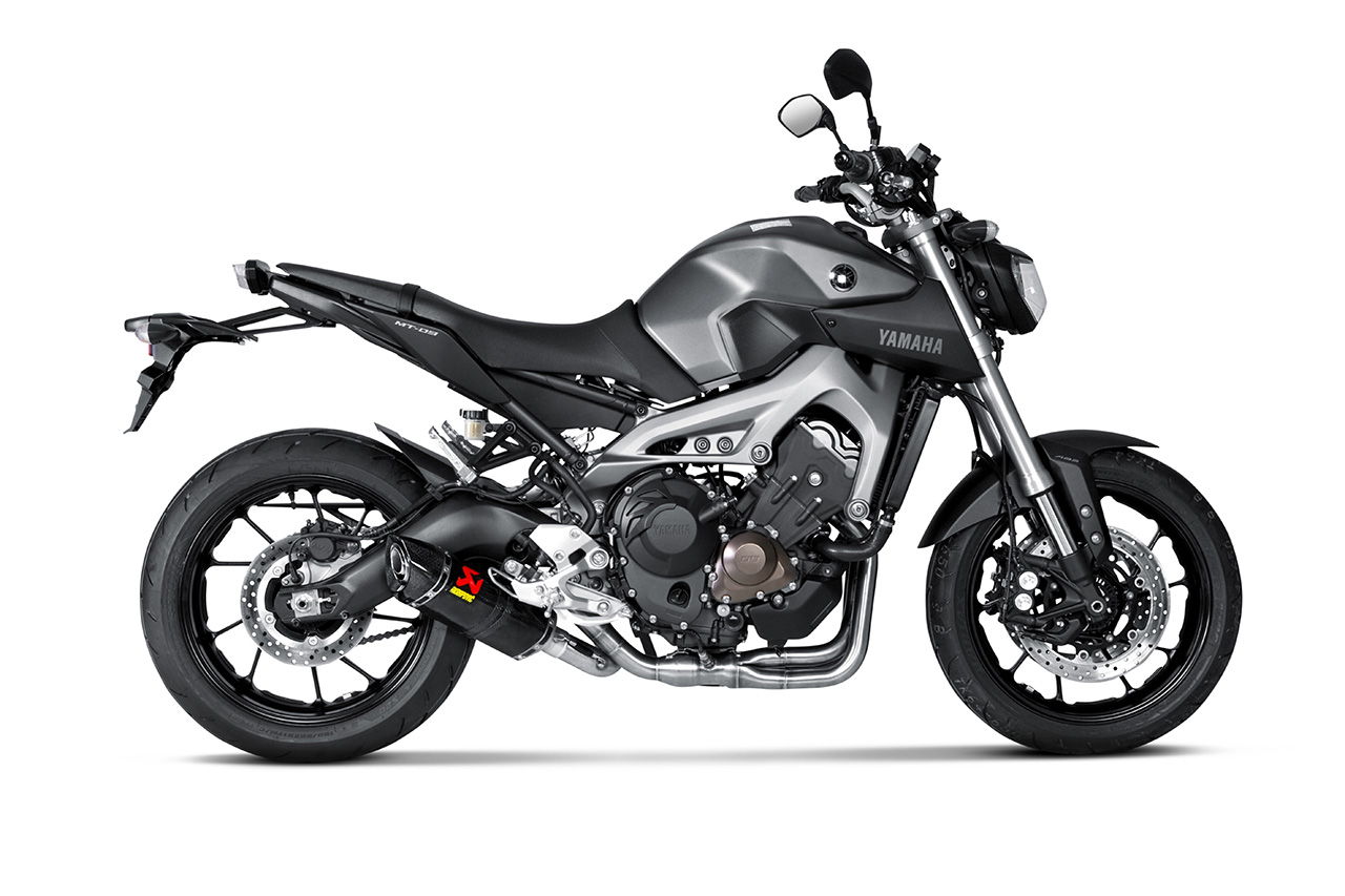 Akrapovic Racing Line Yamaha MT-09