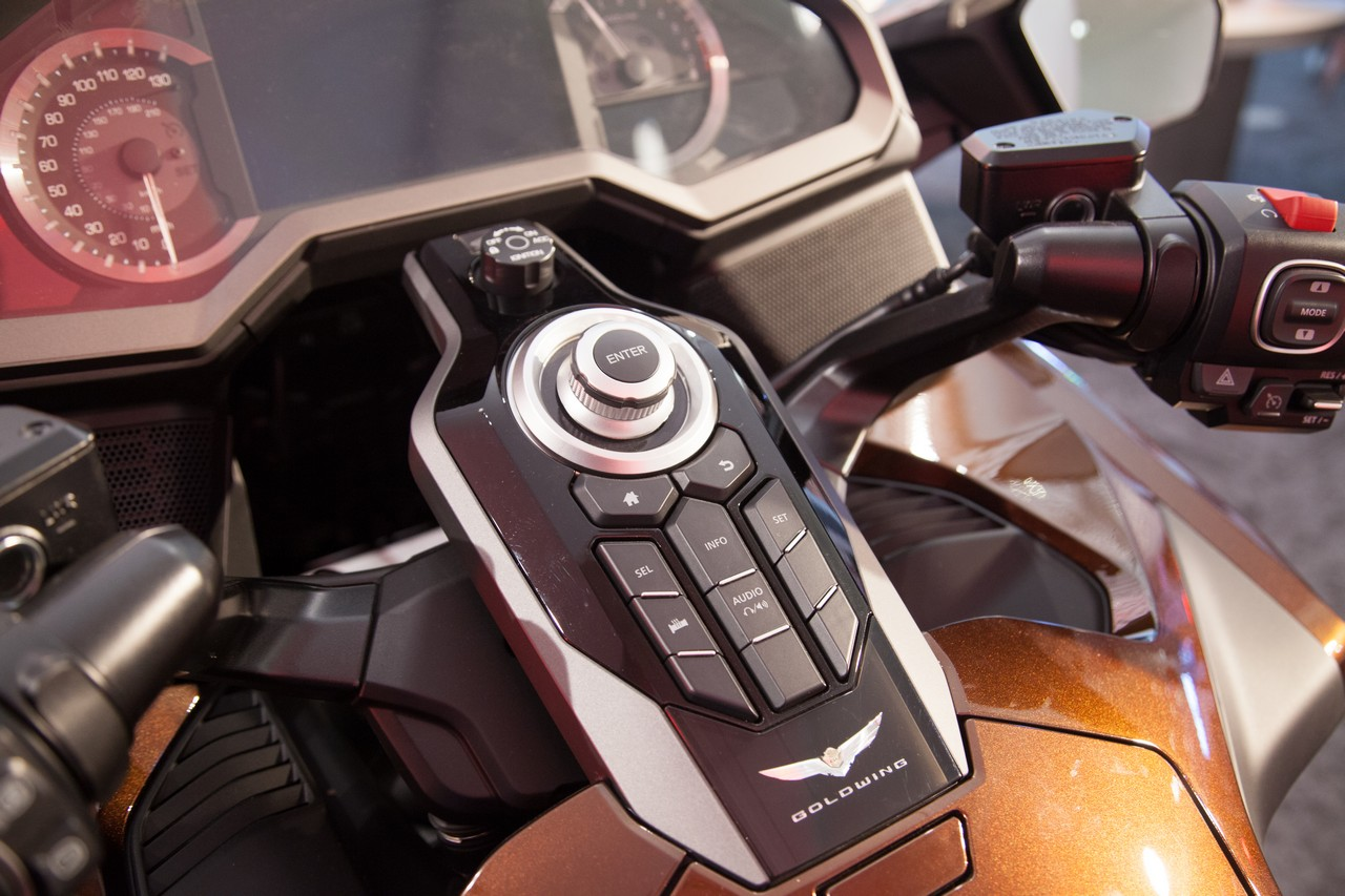 2018 Honda Goldwing Launch 11