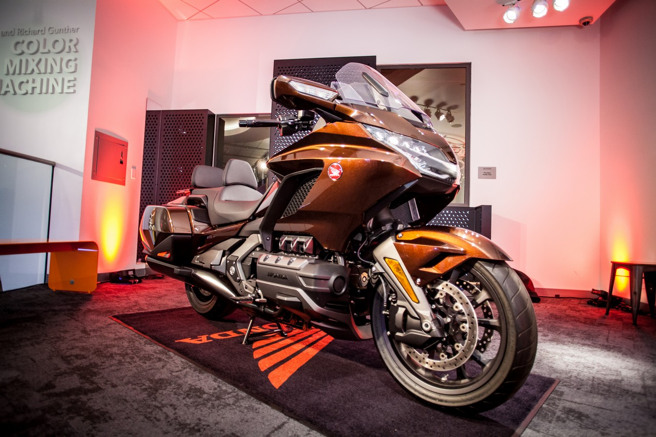 2018 Honda Goldwing Launch 6