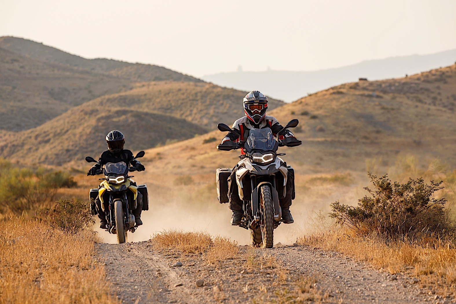 bmw motorrad presents f series gs ultimate riding machines 24