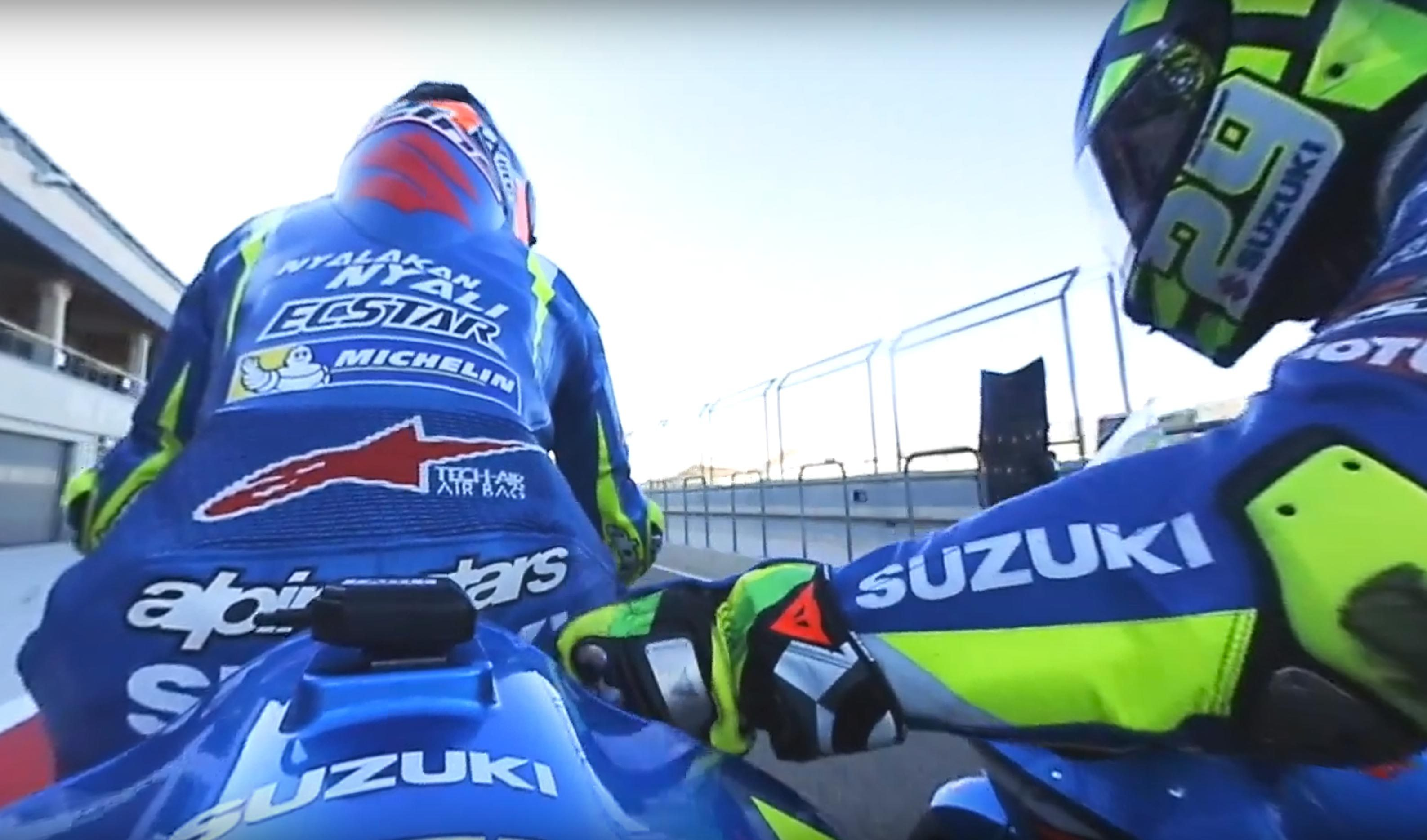 suzuki motogp vr virtual reality