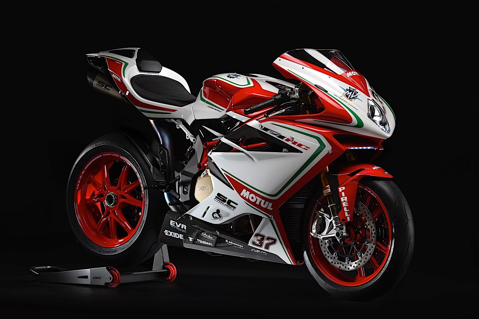 2018 mv agusta f4 rc is one of the most exclusive bikes around 4