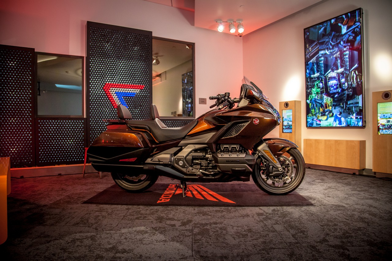 2018 Honda Goldwing Launch 7