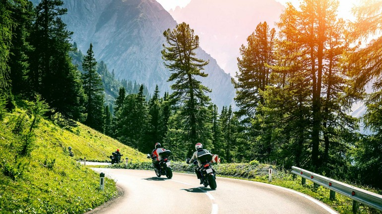 5 Tips for Motorcycle Safety Summer Safety Series 770x433