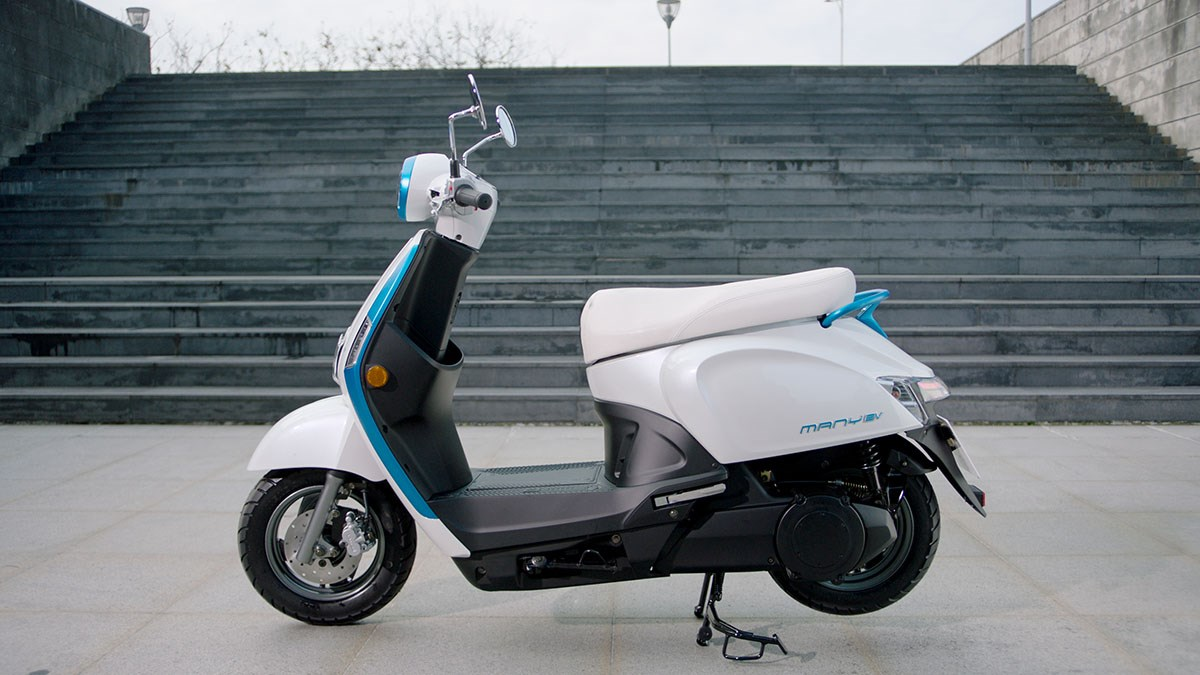 Kymco Ionex scooter