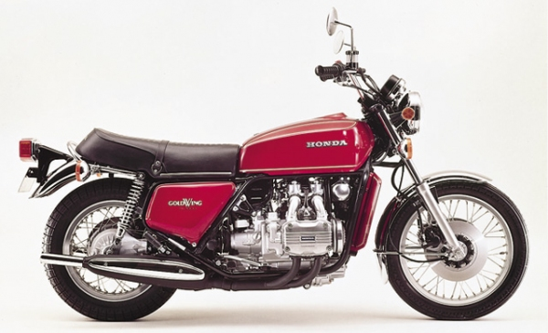 Honda Gold Wing од 1975
