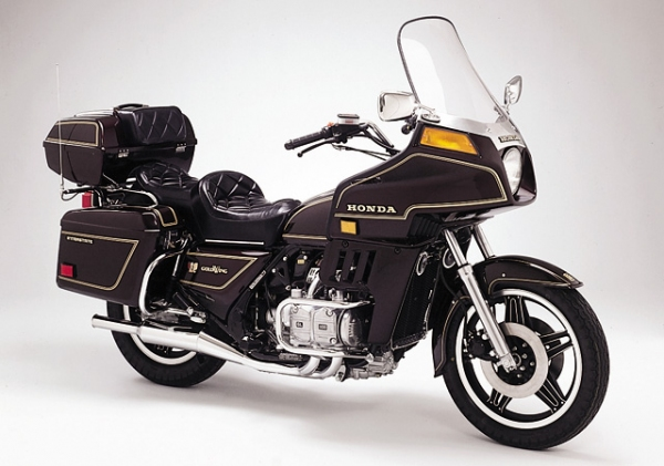 Honda Gold Wing од 1980
