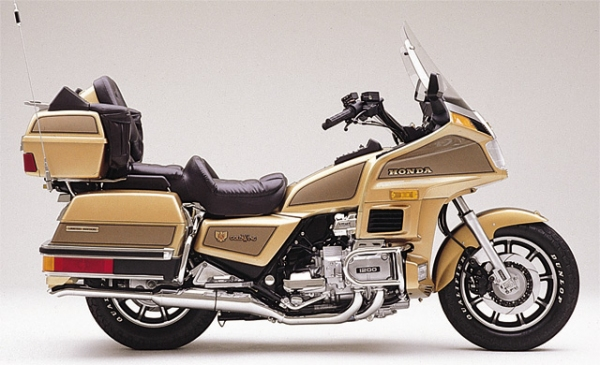 Honda Gold Wing од 1985
