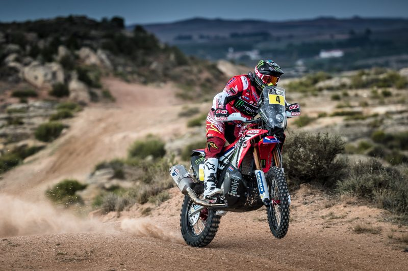 termignoni provides for honda racing in dakar 2017 3