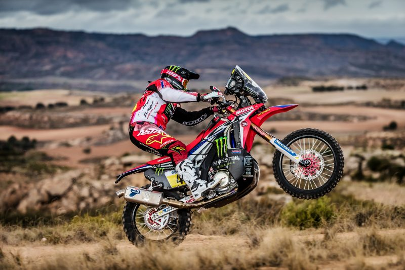 termignoni provides for honda racing in dakar 2017 5