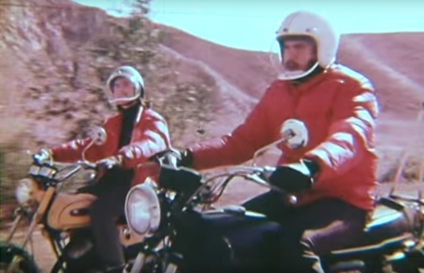 vintage instructional riding video 1